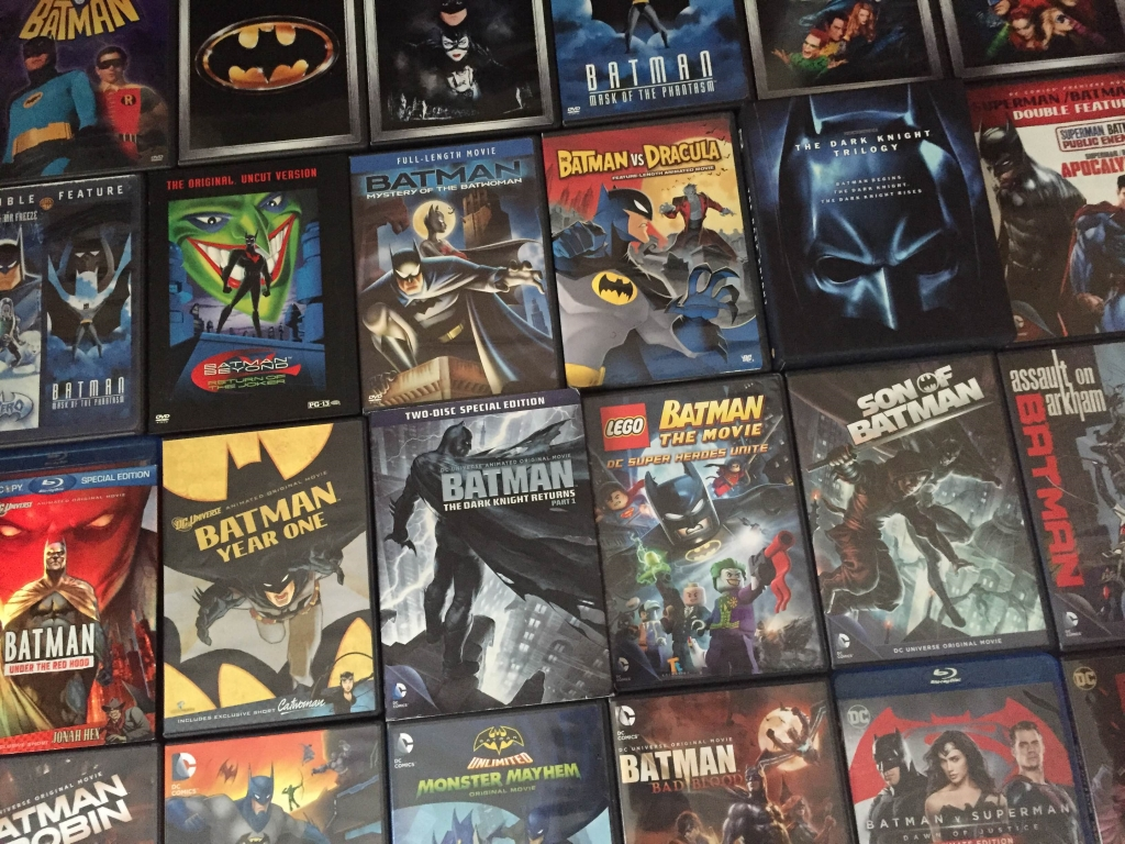 Bat the Movies