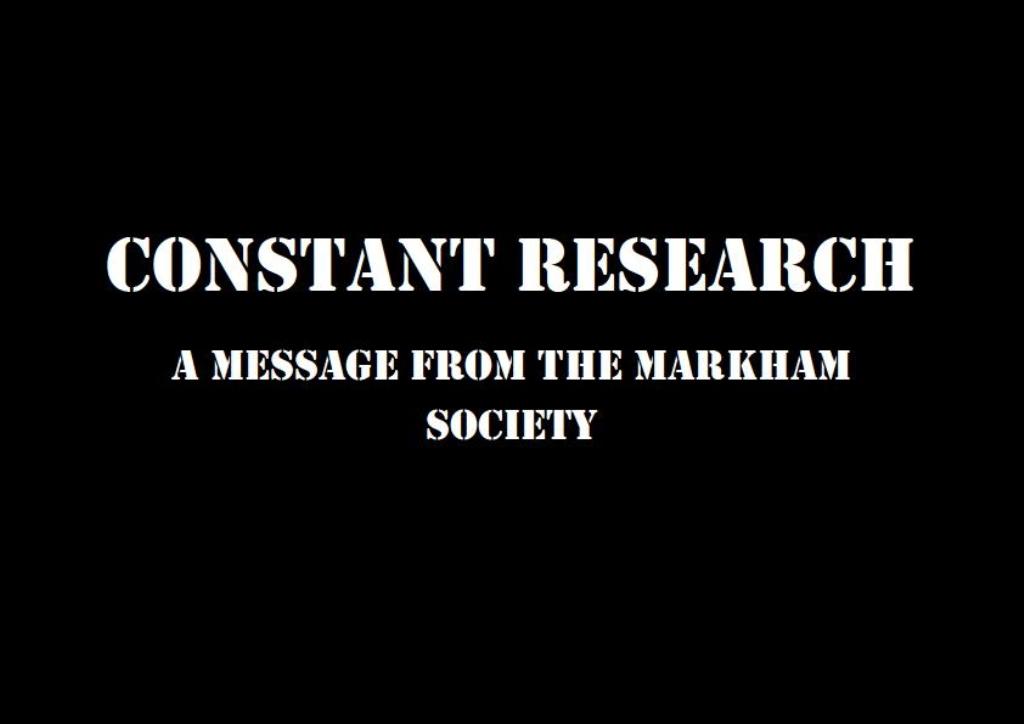 The Markham Society