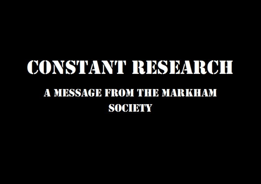 The Markham Society