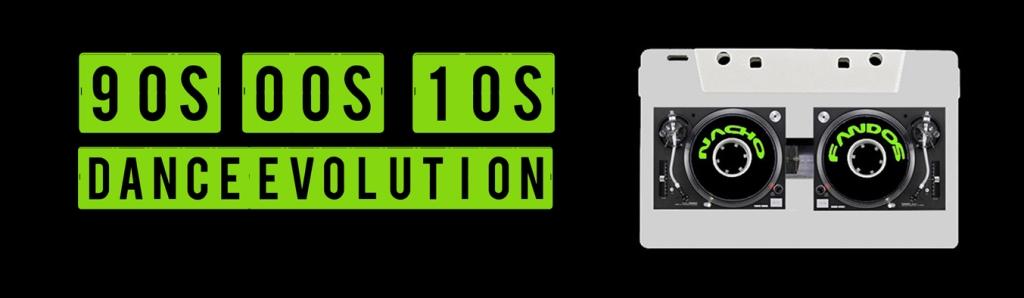 Dance Evolution 90s 00s 10s