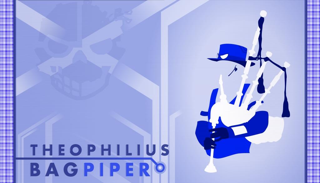 Theophilius Bagpiper