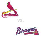 St. Louis Cardinals at Atlanta Braves