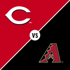 Cincinnati Reds at Arizona Diamondbacks