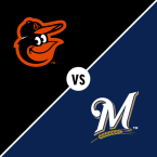 Baltimore Orioles at Milwaukee Brewers