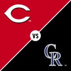 Cincinnati Reds at Colorado Rockies