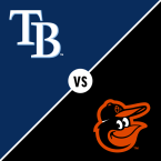 Tampa Bay Rays at Baltimore Orioles