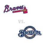 Atlanta Braves at Milwaukee Brewers