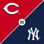 Cincinnati Reds at New York Yankees