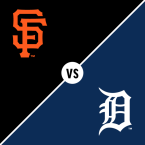 San Francisco Giants at Detroit Tigers