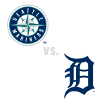 Seattle Mariners at Detroit Tigers