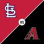 St. Louis Cardinals at Arizona Diamondbacks
