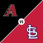 Arizona Diamondbacks at St. Louis Cardinals