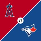 Los Angeles Angels of Anaheim at Toronto Blue Jays