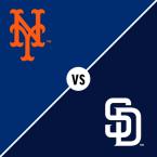 New York Mets at San Diego Padres