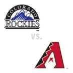Colorado Rockies at Arizona Diamondbacks