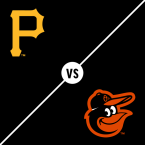 Pittsburgh Pirates at Baltimore Orioles