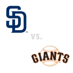 San Diego Padres at San Francisco Giants