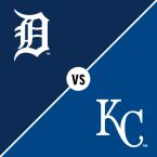 Detroit Tigers at Kansas City Royals