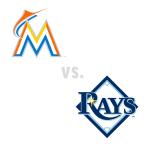 Miami Marlins at Tampa Bay Rays