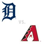 Detroit Tigers at Arizona Diamondbacks