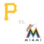 Pittsburgh Pirates at Miami Marlins