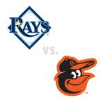 Tampa Bay Rays at Baltimore Orioles