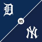 Detroit Tigers at New York Yankees