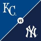 Kansas City Royals at New York Yankees
