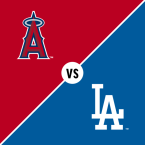 Los Angeles Angels of Anaheim at Los Angeles Dodgers