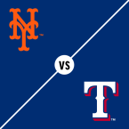New York Mets at Texas Rangers