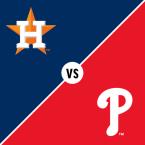 Houston Astros at Philadelphia Phillies