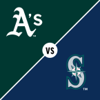 Oakland Athletics at Seattle Mariners