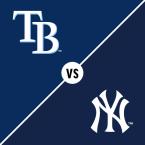 Tampa Bay Rays at New York Yankees