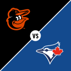 Baltimore Orioles at Toronto Blue Jays