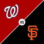 Washington Nationals at San Francisco Giants