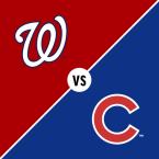 Washington Nationals at Chicago Cubs