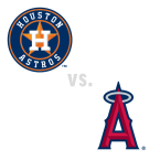 Houston Astros at Los Angeles Angels of Anaheim