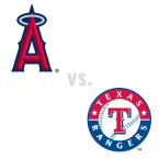 Los Angeles Angels of Anaheim at Texas Rangers