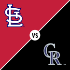 St. Louis Cardinals at Colorado Rockies
