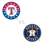 Texas Rangers at Houston Astros
