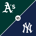 Oakland Athletics at New York Yankees
