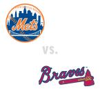 New York Mets at Atlanta Braves