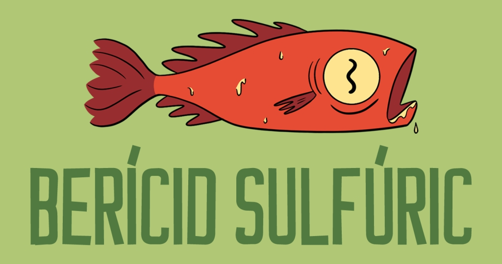 Berícid Sulfúric