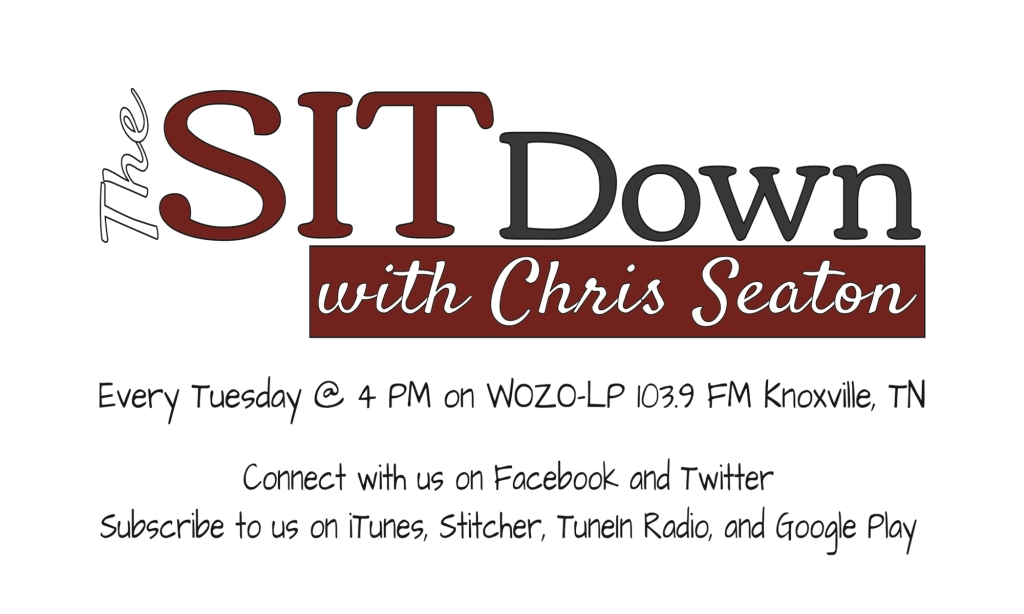 The Sit Down with Chris Seaton