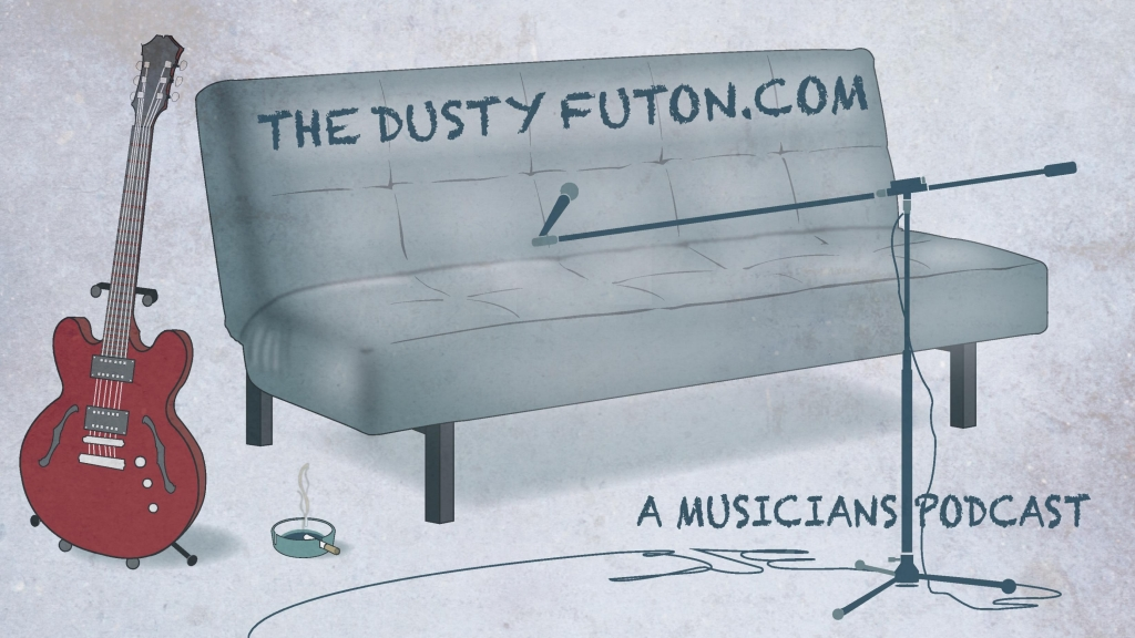 Dusty Futon