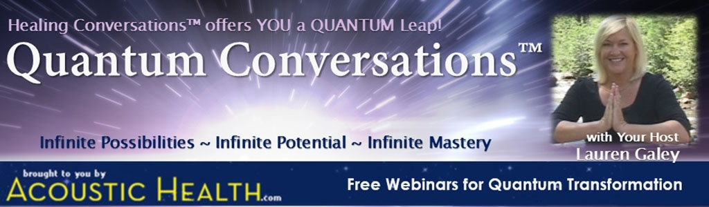 Quantum Conversations with Lauren Galey