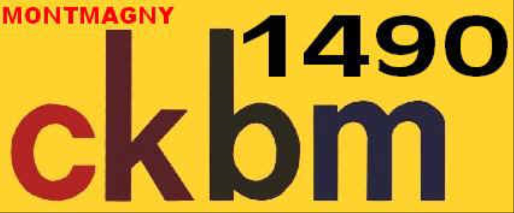 CKBM 1490 Montmagny