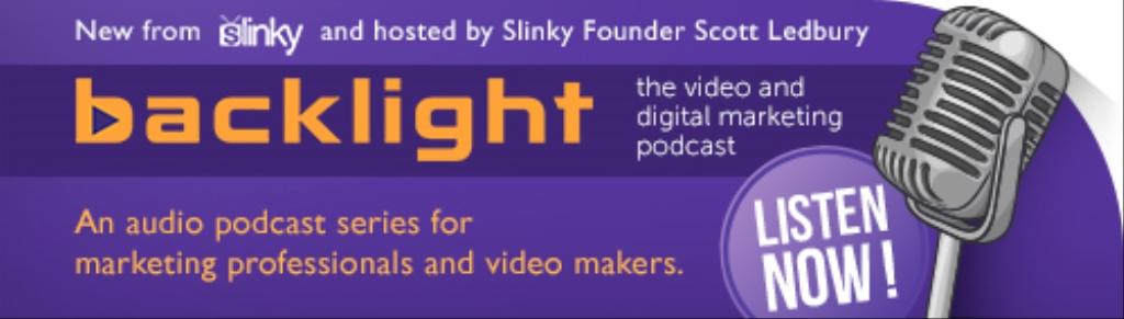 Backlight : The Video & Digital Marketing Podcast