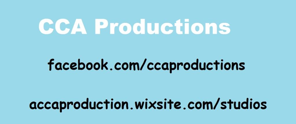 CCA Productions Presents