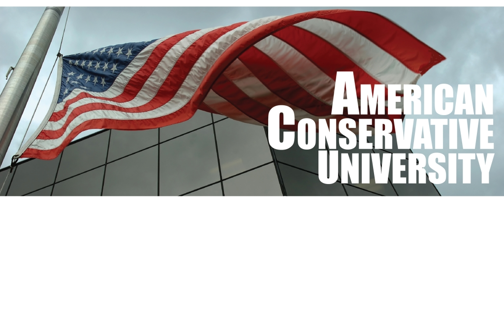 American Conservative University Podcast